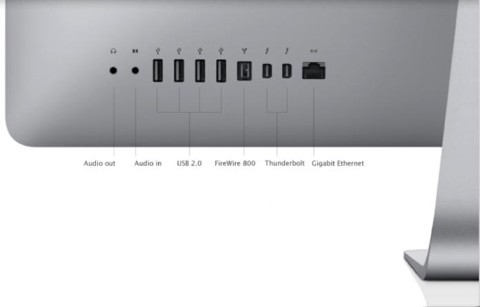 Eski 13-inçlik USB ve HDMI modeli artık yok yeni MacPro Thunderbolt