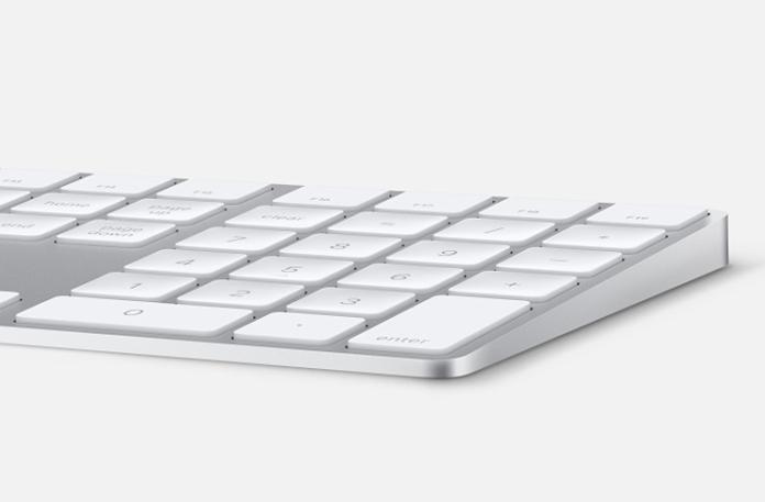 Kablolardan nefret ediyorsanız, numerik klavyede daha rahat ediyorsanız Apple'ın size başka bir önemli donanım müjdesi var.