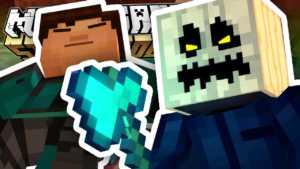 Minecraft Hikaye Modu