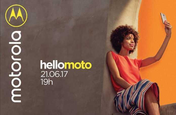 Motorola, 21 Haziran'daki etkinliğe davetiye gönderiyor