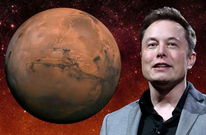 New Space'in bu ayki sayısında Elon Musk'ın Mars'ı kolonize etme planın açıklandı.