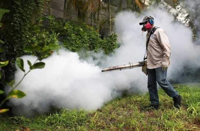 Naled böcek öldürme ilacı