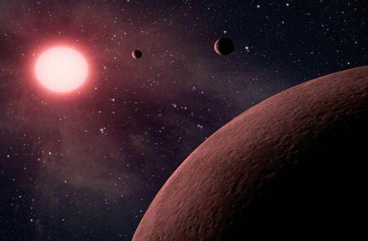 Yeni bir dünya benzeri gezegen keşfedildi
