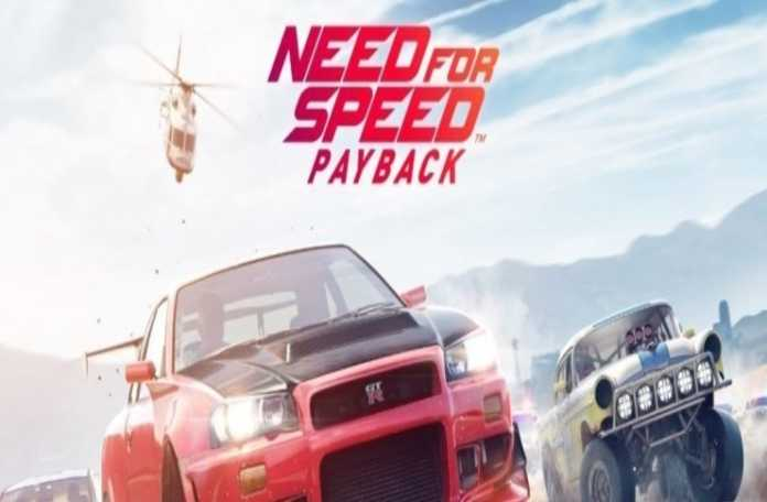 Need for Speed Payback E3 2017