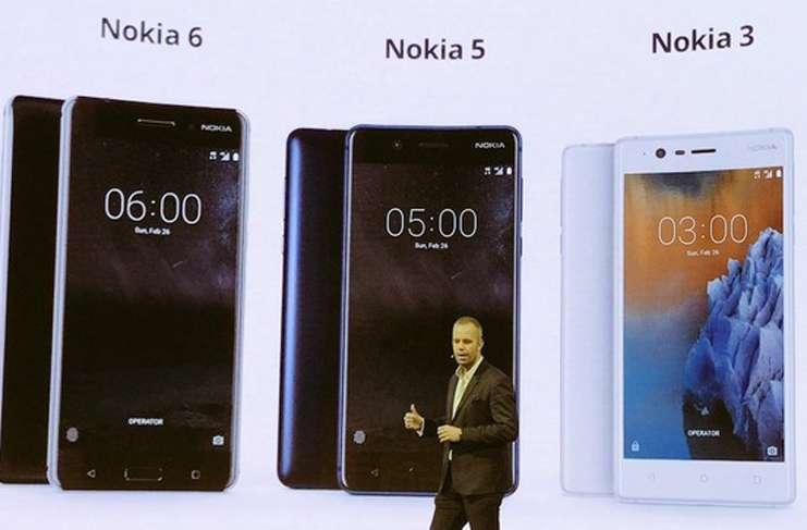 Nokia 3, Nokia 5, Nokia 6'nın Türkiye fiyatları ve özellikleri belli oldu