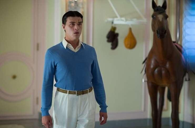 """Finn Wittrock, """"American Crime Story: Versace"""" dizisinin kadrosunda"""