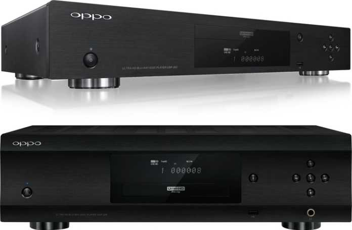 Dolby Vision HDR Oppo Blu-Ray