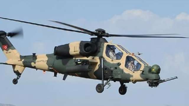 T129-ATAK Helikopter