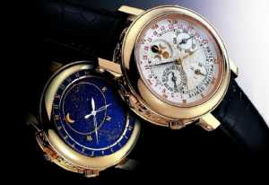 Dünyanın en pahalı saati Patek Philippe Sky Moon Tourbillion