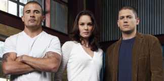 Prison Break 5.sezon 9.bölüm final