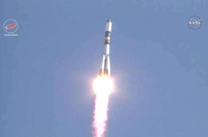 Mürettebatsız bir Rus kargo uzay aracı, 14 Haziran'da Uluslararası Uzay İstasyonu'na doğru yola çıktı.