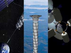 2020'de Uzaya asansörle çıkılacak!