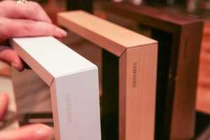 Samsung'un CES'te tanıttığı Frame TV fiyatı açıklandı
