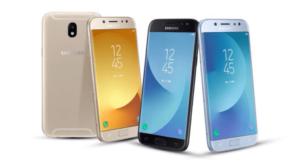 Galaxy J3, J5 ve J7 (2017) ayrı ayrı özelliklere sahip
