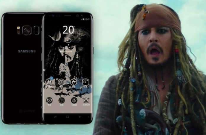 Note 7'nin muhteşem (yanıcı) başarısızlığından sonra Nisan ayında piyasaya çıkan Samsung Galaxy S8 ile Note 7'nin yerini doldurmayı başardı.
