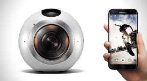 Samsung Gear 360, rekabeti kızıştırıyor