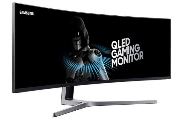 Samsung QLED monitör