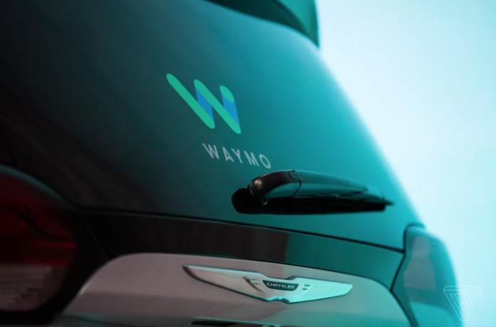 Waymo otomon sürücüsüz kamyon