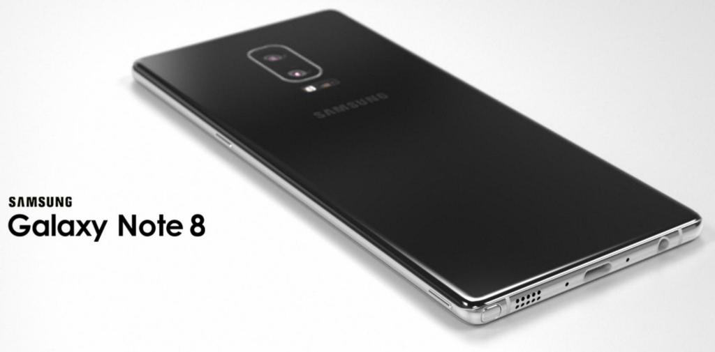 Galaxy Note 8'in fiyatlandırma sızıntısı