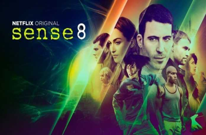 Netflix, 'Sense8'i, ikinci sezonun sonunda iptal etti