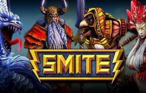 Dünyanın en iyi oyunu, Smite