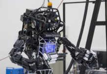 Akıllı robotlar Boston Dynamics