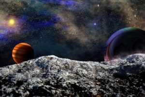 Bilim insanları, Dünya'nın masif kozmik bir boşlukta bulunabileceğini söylüyor