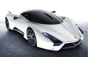 Dünyanın en hızlı arabaları - SSC ULTIMATE AERO – 256 MPH