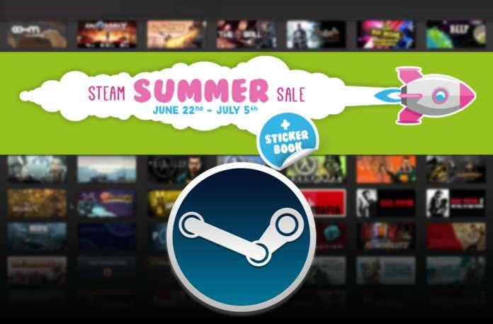Steam 2017 yaz indirimleri Perşembe günü başlayacak ve 5 Temmuz 20:10'a kadar devam edecek