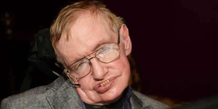 Profesör Stephen Hawking, ülkelere birleşin ve uzayı keşfedin dedi