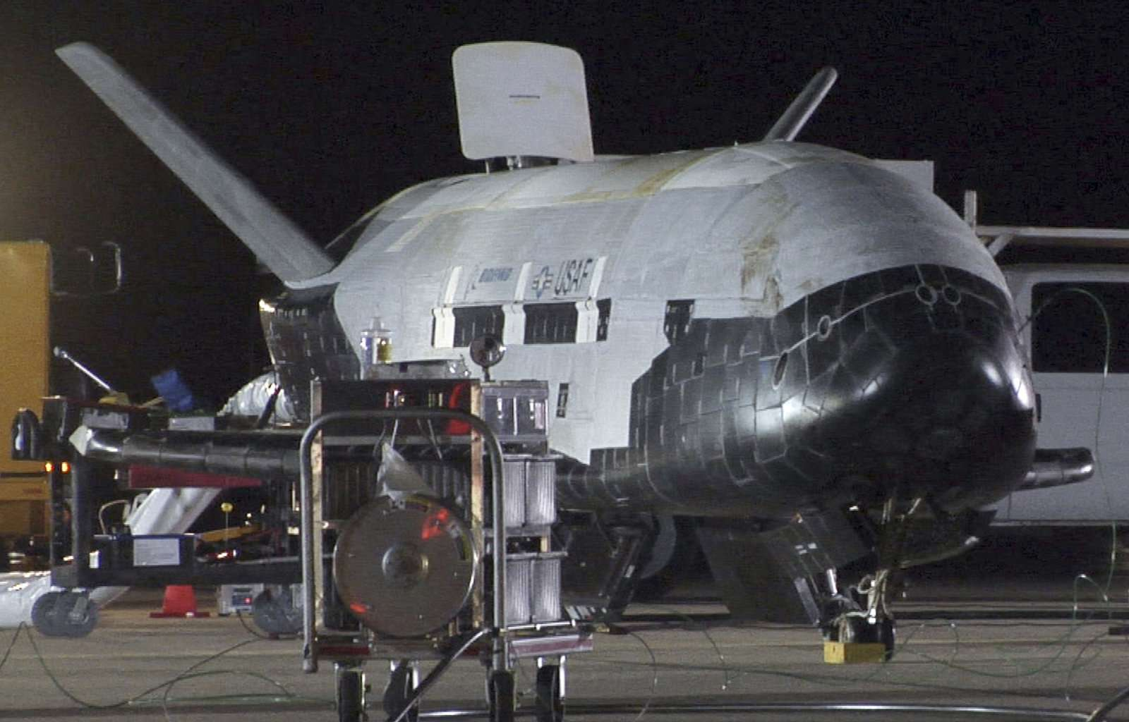SpaceX X-37B