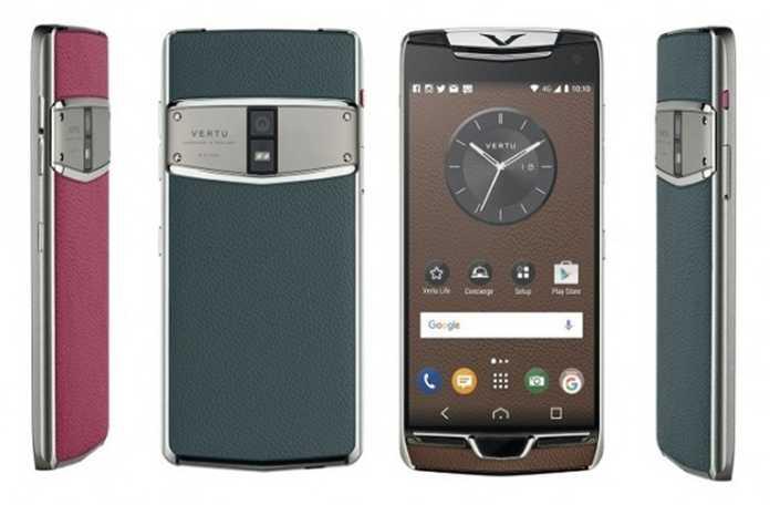 Vertu, telefon üretimi için Çinli TCL ile anlaştı