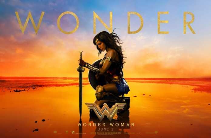 """En iyi çıkış yapan Wonder Woman filmi """"Altın Fragman"""" ödülü aldı"""
