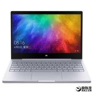 Xiaomi Mi Notebook Air ile ilgili bilgiler gelmeye başladı
