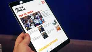 Apple'ın yeni iPad Pro şimdiye kadar yapılmışların en iyisi
