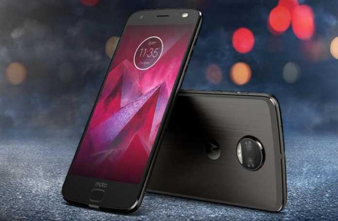 Motorola, yeni akıllı telefonu Moto Z2 Force Edition'ı duyurdu