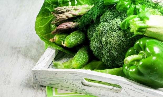 Yeşil sebzelere bir şans verin