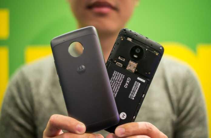 Moto G5S Plus'ın yeni görüntüleri ortaya çıktı