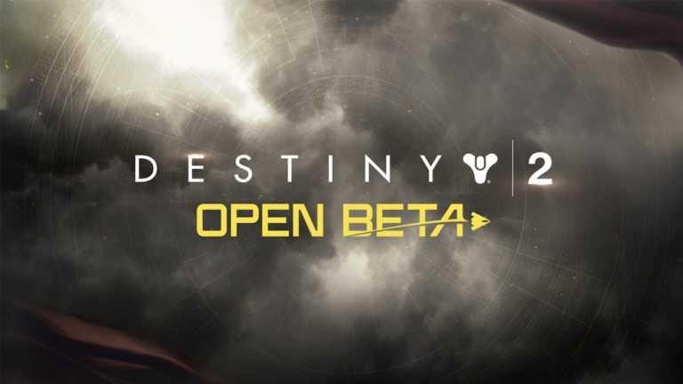 """""""Destiny 2 Beta"""" için geri sayım başladı!"""