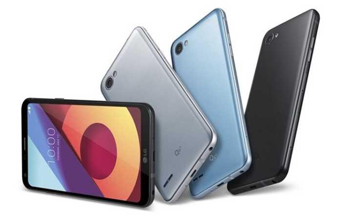 LG'nin yeni telefonu Q6'nın Avrupa'da çıkış tarihi belli oldu