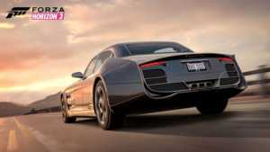 Regalia isimli aracı artık Forza Horizon 3'te göreceğiz