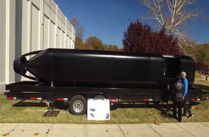 Amerikan ordusu 3D yazıcı kullanarak deniz altı aracı yaptı!
