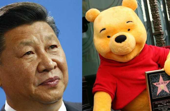 Çin'de sansürün yeni adı: Winnie the Pooh