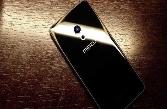 Meizu X2 yeni akıllı telefon yuvarlak arka ekranı ile ortaya çıktı