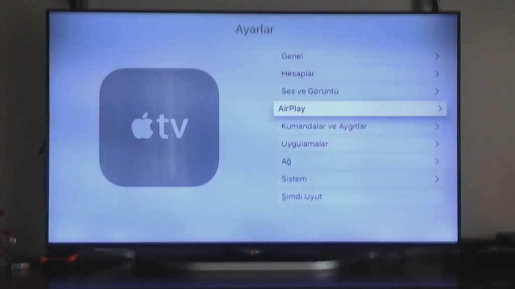 Apple TV güvenlik iyileştirmeleri içeriyor
