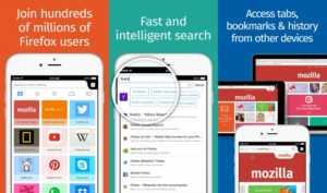 İnternet tarayıcısı Firefox'un yeni versiyonu iOS kullanıcıları ile buluştu