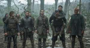 Bol aksiyonlu Vikings 5.sezonunun fragmanı geldi