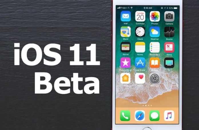 iOS 11 beta 4 geliştiriciler için yayınlandı!
