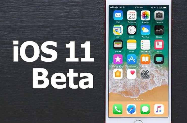 Apple, geliştiriciler için iOS 11 beta 4'ü yayınladı