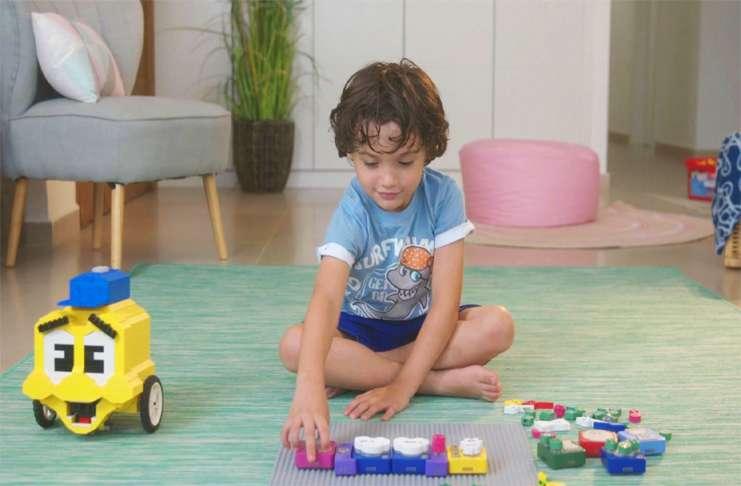 Algobrix adlı lego benzeri oyuncak çocuklarınıza programlamayı öğretecek!